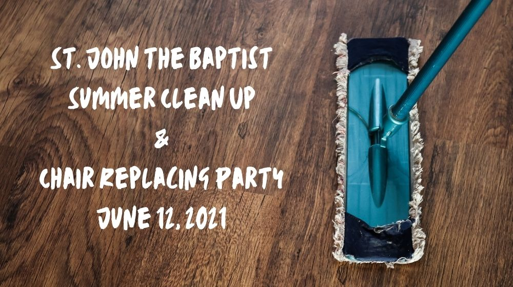 Work Party June 11th and 12th!